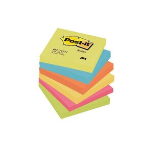 Post-it® Haftnotizen Active Collection - 76 x 76 mm, 6...